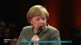 3. Global Solutions Summit mit Rede von Angela Merkel am 19.03.19