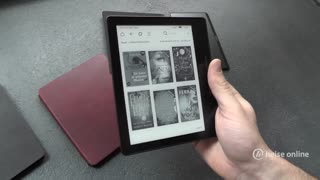 Ausprobiert: E-Book-Reader Amazon Kindle Oasis