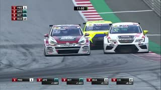 ADAC TCR Germany Rennen 1 Red Bull Ring 2019 Re-Live