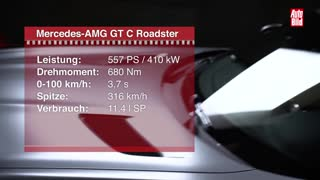 Mercedes AMG GTC (2016) - Review