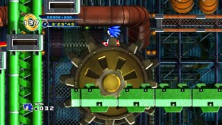 SONIC THE HEDGEHOG 4 # 04 ★ Mad Gear Zone [HD60] Let's Play Sonic 4 Episode I & II